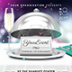 Elegant Evening Event Flyer