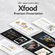 Xfood Keynote Template