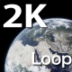 Planet Earth Loop Animation 2 - VideoHive Item for Sale