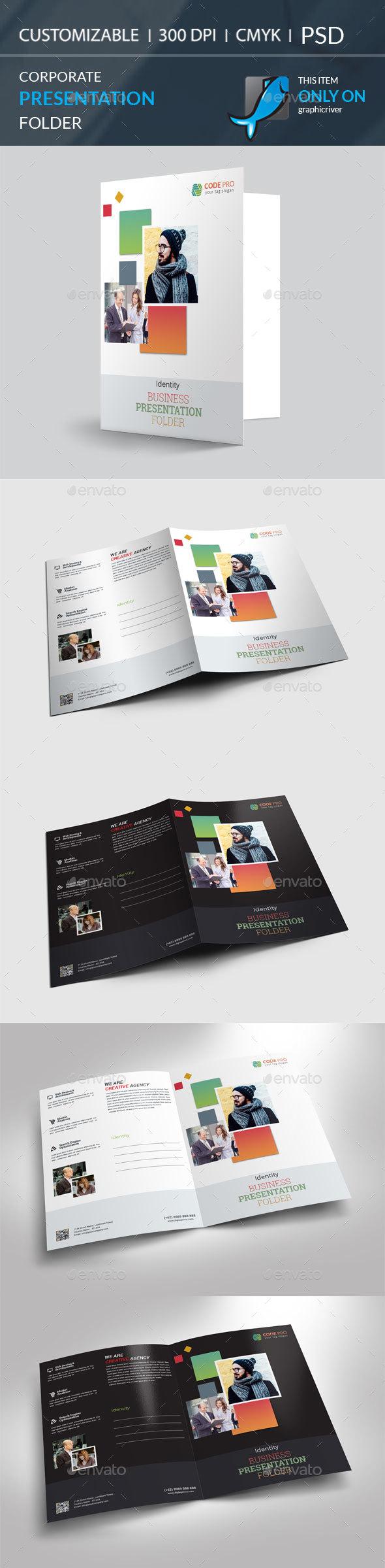 GraphicRiver Presentation Folder 20880702