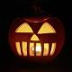 At Halloween