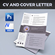 Resume and Cover Letter Template - GraphicRiver Item for Sale