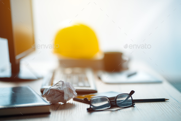 Architecture project failure - Stock Photo - Images