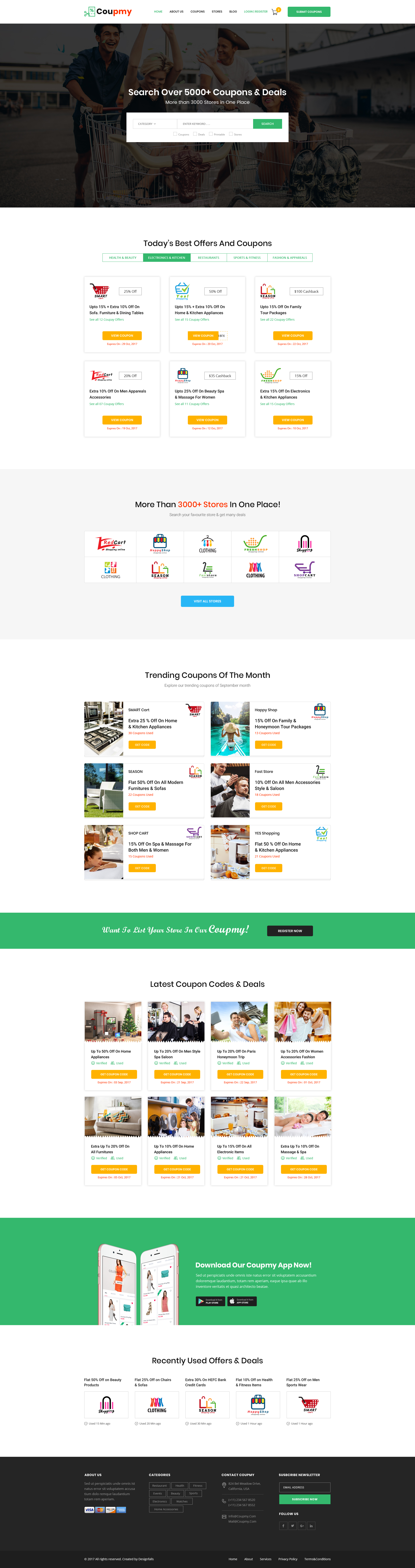 Coupmy-Coupons, Affiliates, Offers, Deals, Discounts & Marketplace ...