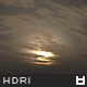 High Resolution Sky HDRi Map 158