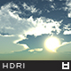 High Resolution Sky HDRi Map 159