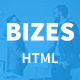 Bizes- Business, Agency and Portfolios HTML Template - ThemeForest Item for Sale
