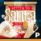 Letter to Santa Flyer & Poster - GraphicRiver Item for Sale
