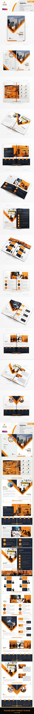 Corporate Magazine - Magazines Print Templates
