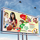 Child Care Billboard Template