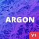 ARGON - Responsive Email + StampReady Builder