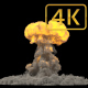 Atomic Bomb Explosion 4k - VideoHive Item for Sale