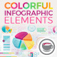 Colorfull Corporate Infographic Elements - VideoHive Item for Sale