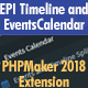 EPI Events Calendar for PHPMaker 2018 - CodeCanyon Item for Sale
