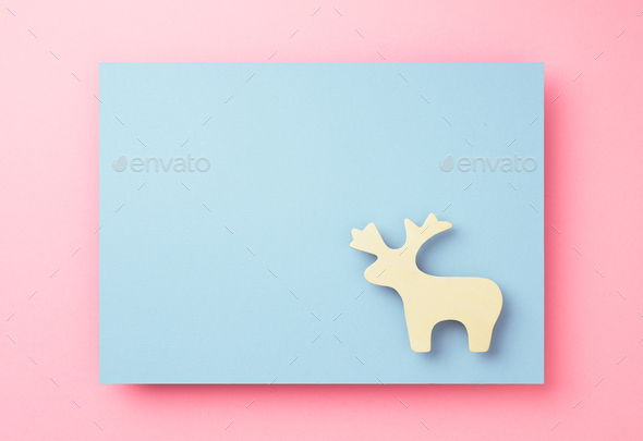 Christmas card - Stock Photo - Images