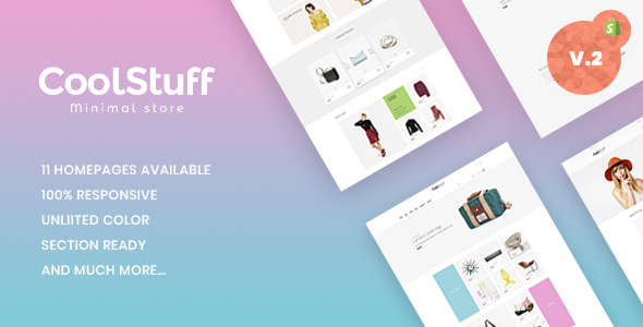 Ap coolstuff Shopify Theme - Shopping Shopify