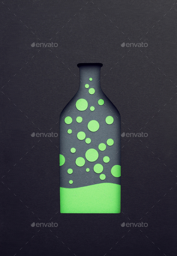 Chemistry experiment - Stock Photo - Images