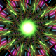 Eighties Neon Laser Mandalas - VideoHive Item for Sale