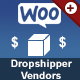 Woocommerce Dropshippers Vendors AddOn