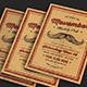 Movember Flyer Vol.2