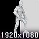 Pixels Dancer V2 - VideoHive Item for Sale
