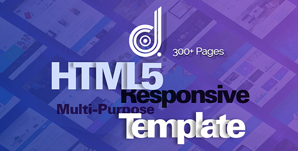 ThemeForest DNG Responsive Multi-Purpose HTML5 Template 20882971