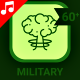 Military Army War Icons - VideoHive Item for Sale