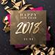 Classy New Year - Invitation - GraphicRiver Item for Sale