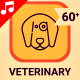 Pet Shop Veterinary Icons - VideoHive Item for Sale