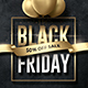 Black Friday - Sale Flyer Template - GraphicRiver Item for Sale