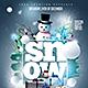 Snow Festival - GraphicRiver Item for Sale