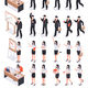 Business Characters Isometric Set - GraphicRiver Item for Sale