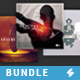Creative Sound Collection 3 - CD Cover Artwork Templates Bundle