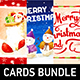 Christmas & New Year Cards vol.2 - GraphicRiver Item for Sale