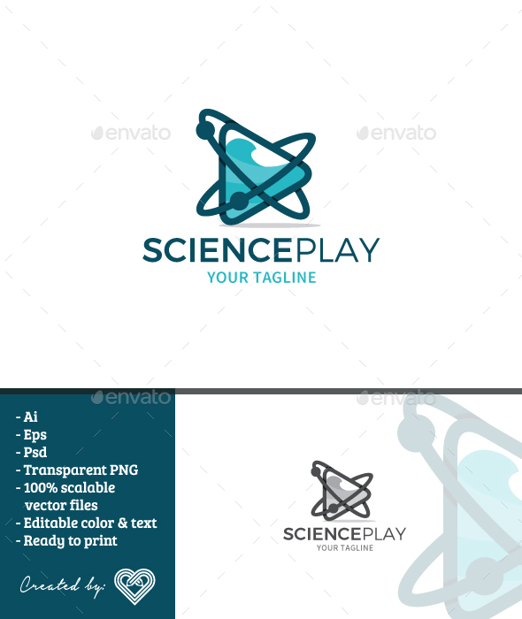 GraphicRiver Science Play 20884519