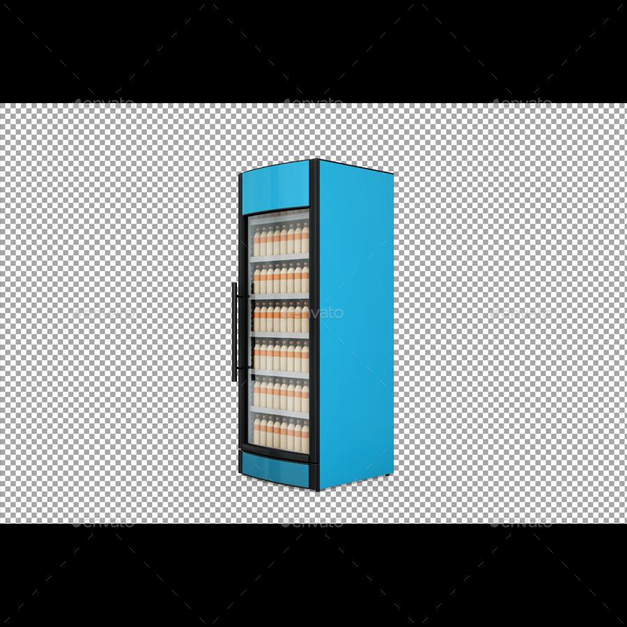 Refrigerator MockUp
