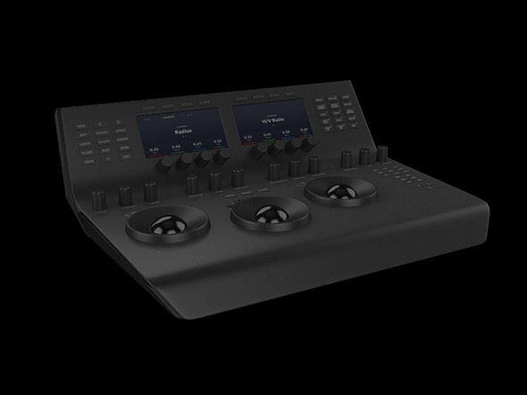 Davinci Panel - 3DOcean Item for Sale