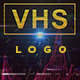 Vintage VHS 80s Logo Reveal - VideoHive Item for Sale