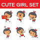 Girl Set - GraphicRiver Item for Sale