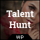 Talent Hunt - WordPress Theme for Model Talent Management Services - ThemeForest Item for Sale