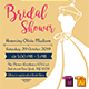 Bridal Shower Invitation Template - Vol. 3