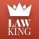 Lawking - Lawyer & Attorney WordPress Theme