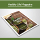 Healthy Life Magazine - GraphicRiver Item for Sale