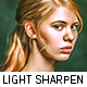 Light Sharpen Oil Paint - GraphicRiver Item for Sale