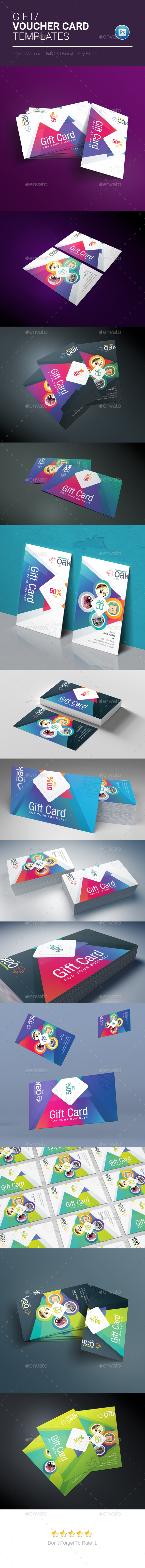 GraphicRiver Gift Card 20886468