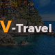 V-Travel - Travel agency Responsive Website Template