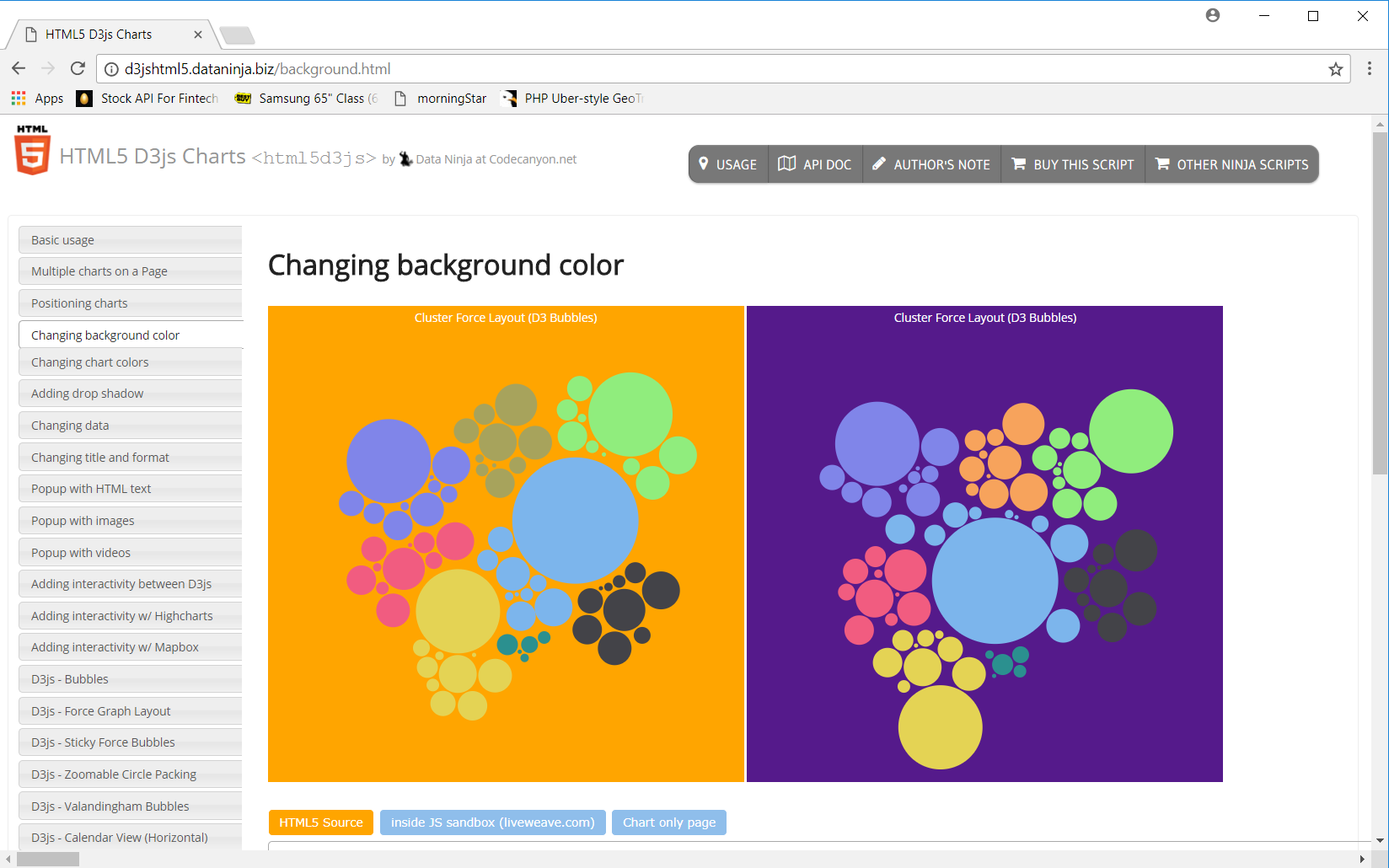 Html5 data driven documents d3js plug in by dataninja codecanyon preview1g nvjuhfo Choice Image