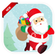 Run Santa Run with Buildbox2 project | ADMOB –Eclipse and Androis STudio -share and review buttons