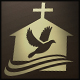 Dove Church House Logo - GraphicRiver Item for Sale