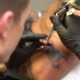 Tattoo Applying Ink Using Machine for Tattoos - VideoHive Item for Sale